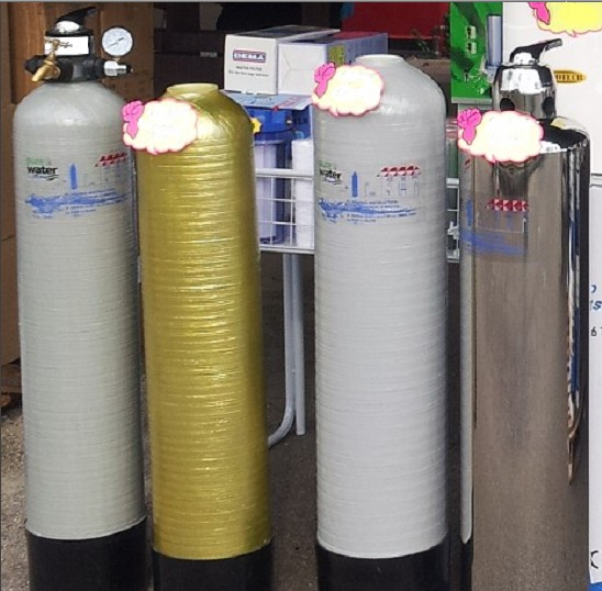 Different types of Household Water Filter